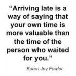 arriving_late