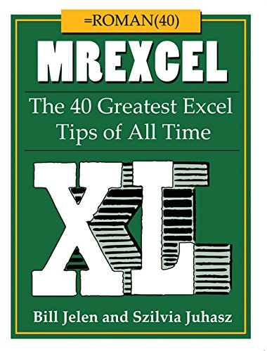40 greatest Excel tips of all time